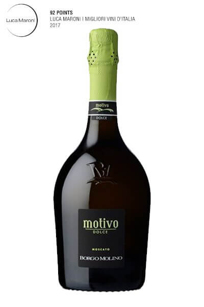 Borgo Molino - Spumante Motivo Moscato Dolce