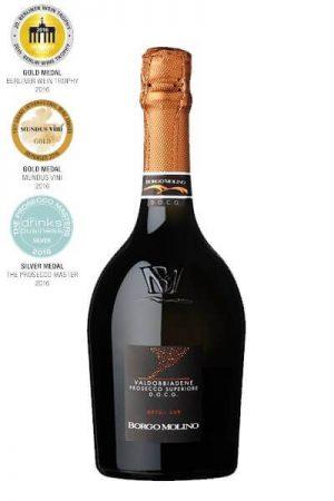 Borgo Molino - Prosecco Superiore Valdobbiadene Extra Dry DOCG (3 l)