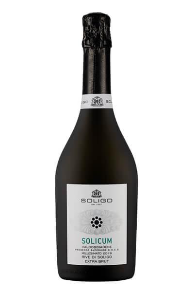Soligo - Prosecco Valdobbiadene Superiore Rive Extra Brut