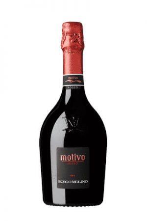 Borgo Molino - Spumante Motivo Rosso Dry 2019