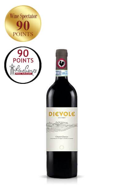 Dievole - Chianti Classico (0.375 l) 2016