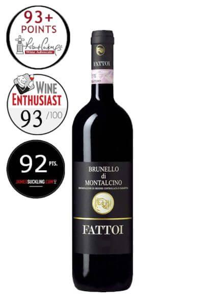 Fattoi - Brunello di Montalcino 2015