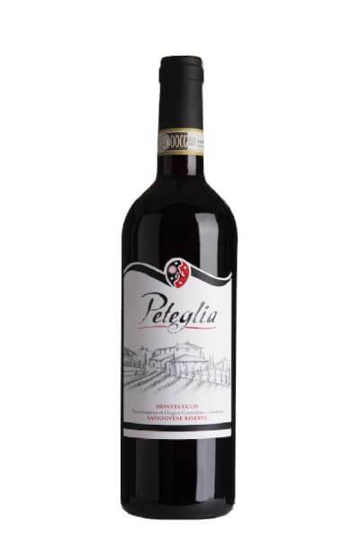 Peteglia - Montecucco Sangiovese Riserva 2015