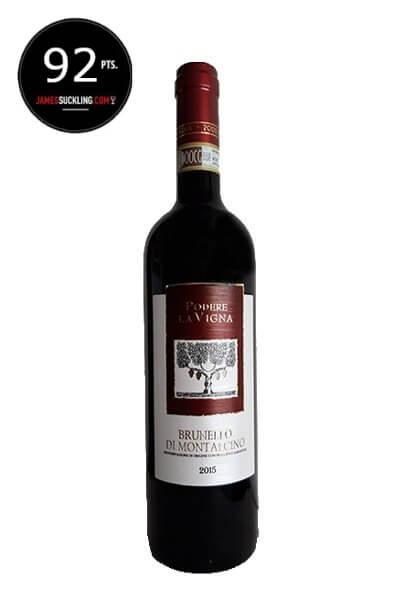 Podere la Vigna - Brunello di Montalcino 2015