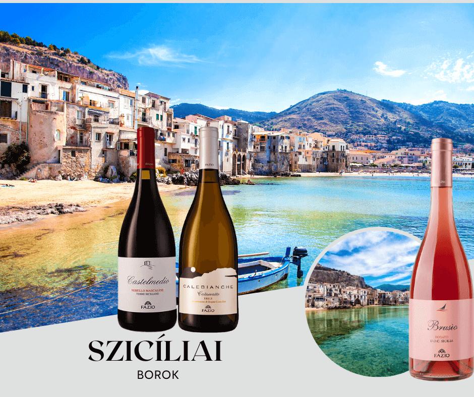 Egy korty Szicília...